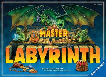 Master Labyrinth. Image source: Ravensburger