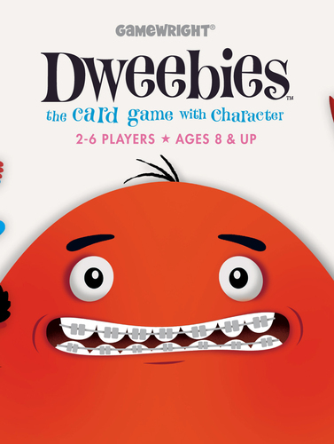 Dweebies. Image source: Gamewright