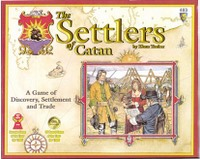 Settlers of Catan from Mayfair Games
